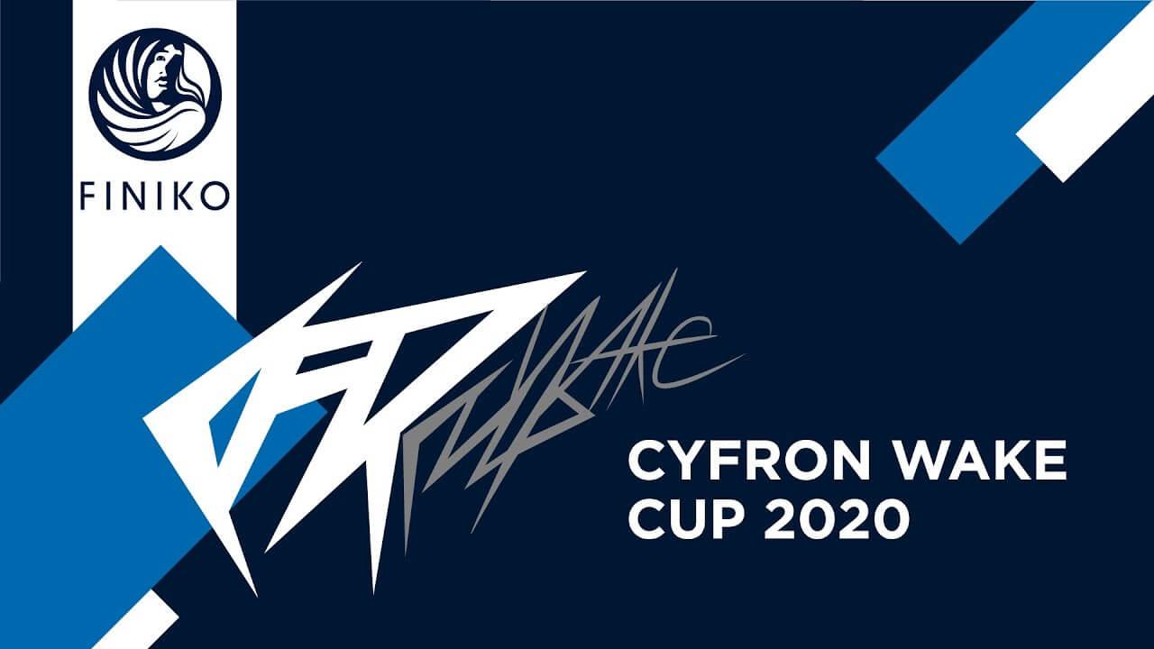 Cyfron Wake Cup 2020
