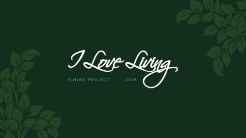 Благотворительный проект I LOVE LIVING